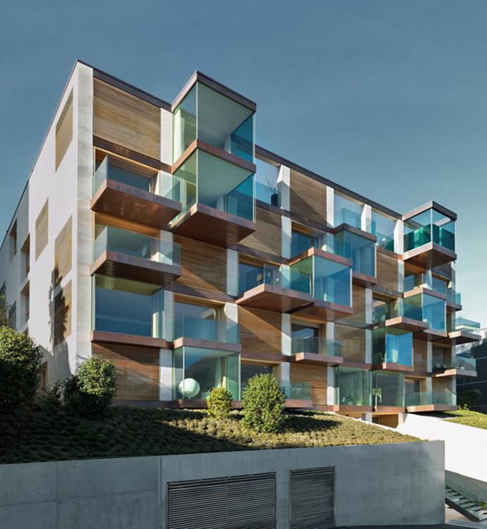 fachadas de casas minimalistas - Casas Minimalistas